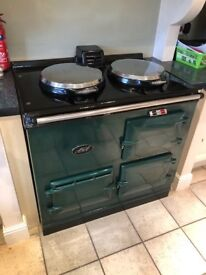 AGA Electric 2 oven with AIMS