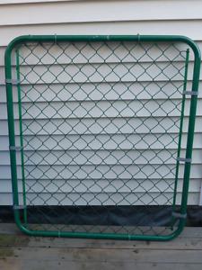 Barrieres de cloture / fence gates