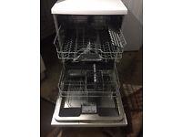 Bosch Dishwasher, SMS50C02GB, 60cm, Freestanding, Energy efficient class A+
