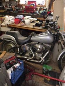 Harley Davidson Custom Deuce