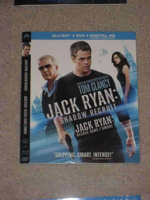 !! NO MOVIES ! Blu Ray SLIPCOVER ONLY ! Canadian Exclusive Disney Lenticular