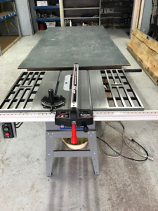 "10"" King Canada Table Top Saw"