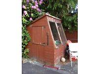 potting shed free to collect