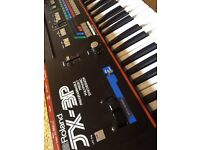 Roland JX-3P with PG200 programmer