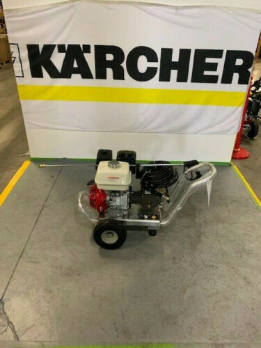 Karcher HD 4.0/40 G Cold Water Gas Powered Pressure Washer 1.107-274.0