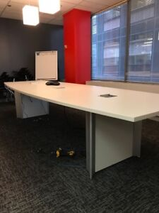 Boardroom tables, new&used all sizes from $199.99 up