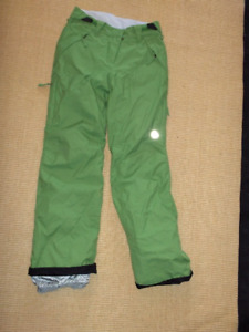 Ski and Snowboard Pants for Adults and Kids