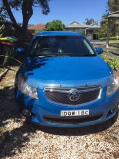 Holden Cruze Equipe Hatchback Gymea Bay Sutherland Area Preview