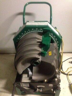 Greenlee 853 855 Gx 555 Conduit Pipe Bend To 2 Emt Ridgid Imc Quad Smart Bender