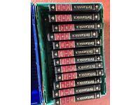 Encyclopaedia Britannica, Full set plus year book 1989 to 1992.