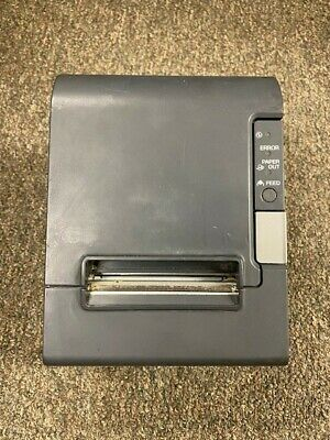 Epson Tm-t88iv Pos Receipt Printer