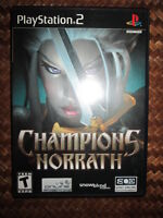 ***SONY PS2 CHAMPIONS OF NORRATH COMPLETE!!!***