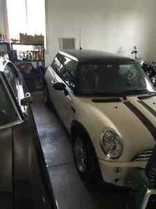 2006 MINI Mini Cooper black Coupe (2 door)