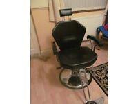 Reclining Threading/Eyebrow Chair