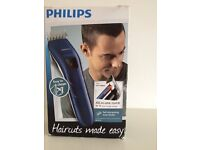 Philips Hair Clippers with 11 Length Setings in Original Packaging