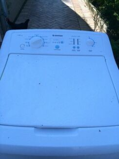 Simpson 7.5kg top loader washing machine SOLD Arcadia Hornsby Area Preview