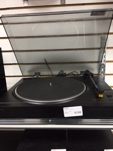 SONY PS-LX100 TURNTABLE!