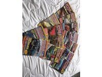 Classic Car Magazines x 54 circa mid 90's