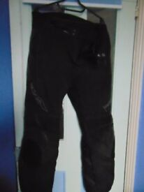 Motorbike Trousers Mens Large