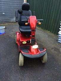 Pride Mobility Scooter. ICON4. 8MPH