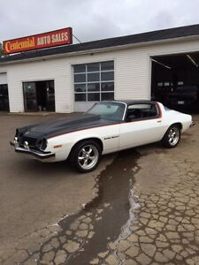 REDUCED1977 RS CAMARO MATCHING #