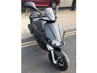 2017 Like New Gilera Runner ST 125 in Black great condition