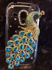 Samsung Galaxy S3 Mini Jewelled Phone Case