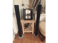 Bang and Olufsen BeoSound Ouverture Hi-Fi System (2632) with 2 Speakers