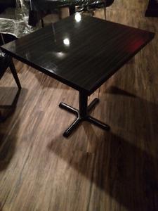 Beautiful Custom Tables