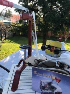 Wine making equipment -- like new