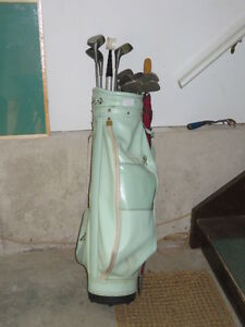 Full Set of Ladies Right Handed Golf Clubs for Sale
