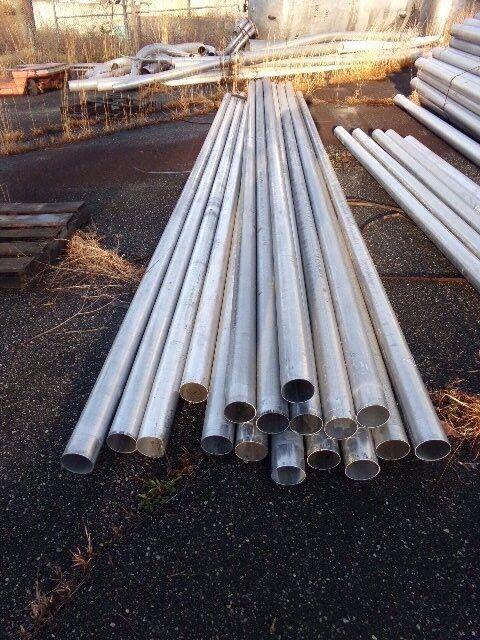 Aluminum Pipe 20