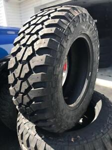 NEW LT MUD TIRES