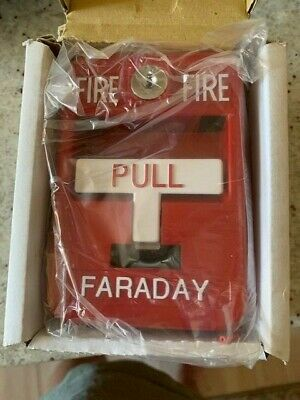 New Faraday 10560 Pull Station 4 Available1 Year Protection Plan Included