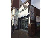 Shop Unit To Let - Kings Heath High St