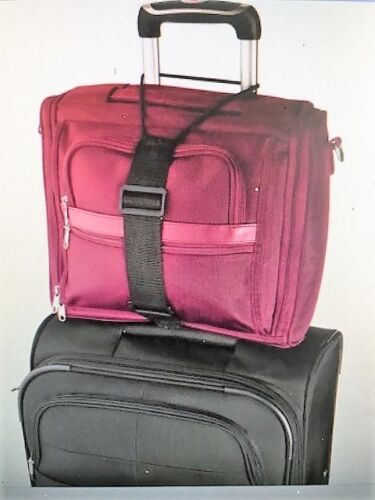 Secure-A-Bag Bungee Strap by American Tourister for Carry-Ons Suitcase, Baggage