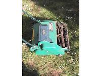 VINTAGE Electric Lawn Mower