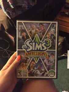 Sims 3 Seasons and Ambitions Expansion Packs