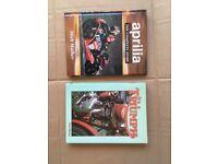 Motorcycle scooter books manuals etc Ariel Aprilia Triumph Lambretta Vespa Maicioletta Zundap
