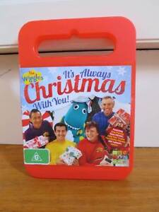 The Wiggles 'It's Always Christmas with You!' DVD Preloved South Yarra Stonnington Area Preview