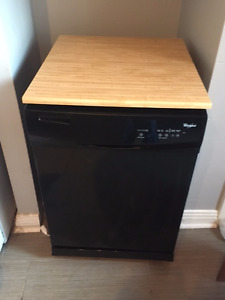 Almost New Portable Dishwasher for 500 Negotiable