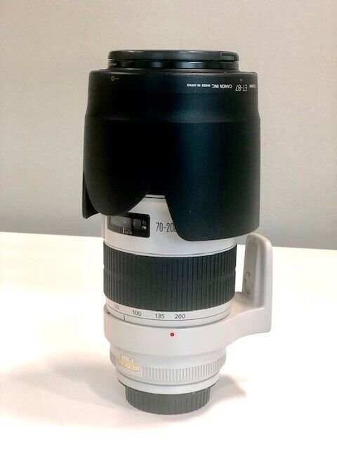 Canon EF 70 mm - 200 mm F/2 8 EF IS II L Lens - Amazing All Around Lens!! |  in West End, London | Gumtree