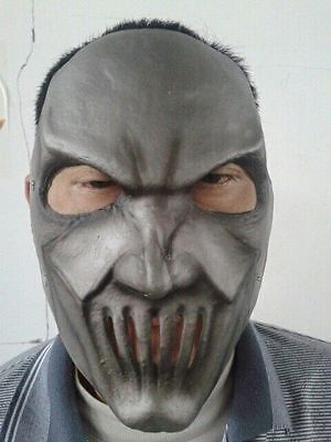 Mick Thomson Thompson Mask Latex Fancy Dress Halloween Slipknot Costume AHIG