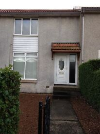 2 Bedroom midterraced property unfurnished in Glenrothes NEW LISTING 28/4/17