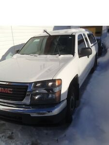 2006 GMC Canyon Camionnette extension cab