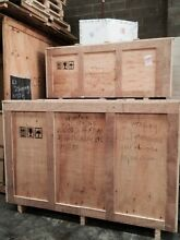 Freight wooden crates & pallets for FREE Moorebank Liverpool Area Preview