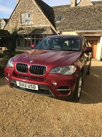 2012 BMW X5 xdrive Fully Loaded with Extras