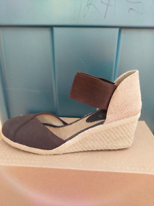 Ralph Lauren wedges spring/summer ladies  shoes - as new
