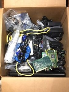 Computer Parts - Lot: Cables, New Old Stock, Cameras, Laptop