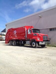 Recycle Truck Driver wanted
